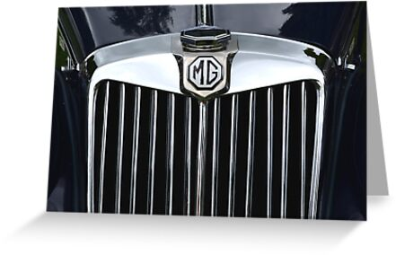 MG Radiator Grill by wraysburyade