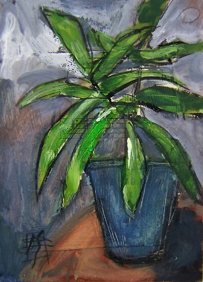 Plant Alive by Joanie Springer