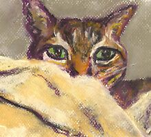 I See You (Pastel) by Niki Hilsabeck