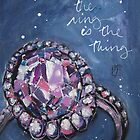 The Ring Is The Thing by Joanie Springer