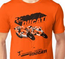 Ducati Riders: Dovizioso and Hayden  Unisex T-Shirt