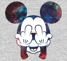 Mickey Nebula Head by JohnnySilva