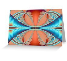 Reflected Discovery Greeting Card
