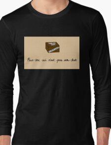 Treachery of Quantum Physics Long Sleeve T-Shirt