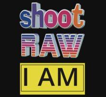 Shoot RAW: I AM by DonDavisUK