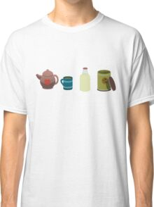 A lovely cup of tea. Classic T-Shirt