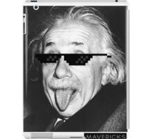 8-Bit Einstein iPad Case/Skin