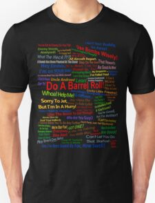 Star Fox Quotes T-Shirt