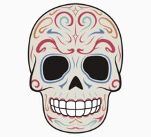 Sugar Skull Warmer Colors~ Sticker by hmx23