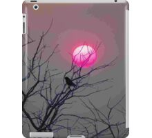Fire Sun in Hot Pink iPad Case/Skin