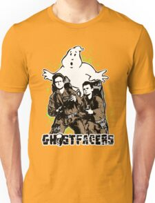 Who you gonna call? GhostFacers! T-Shirt