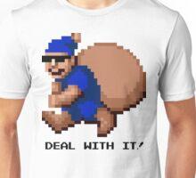 Deal With It! Blue Elf Unisex T-Shirt