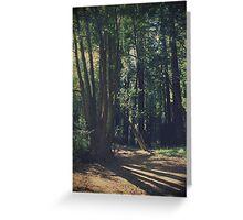 The Long Way Greeting Card