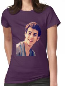 Max Schneider  Womens Fitted T-Shirt