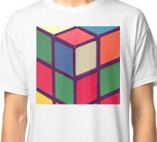 Vintage Cubes Classic T-Shirt
