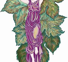 Demeter  mother-goddess by redqueenself