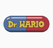 Dr. Wario Kids Clothes