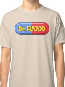 Dr. Wario Classic T-Shirt