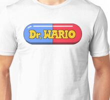 Dr. Wario Unisex T-Shirt