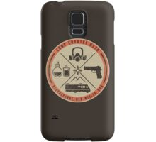 Camp Crystal Meth Merit Badge Samsung Galaxy Case/Skin