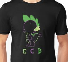 Spike East Coast Brony Unisex T-Shirt