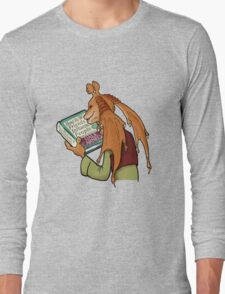 Meesa Lonely... Long Sleeve T-Shirt