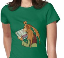 Meesa Lonely... Womens Fitted T-Shirt