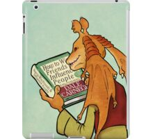 Meesa Lonely... iPad Case/Skin