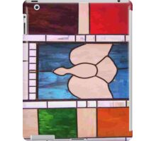 Dove Stain Glass - iPad Case iPad Case/Skin
