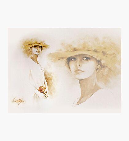 """Romantic"" Collage Photographic Print"