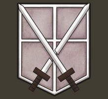 Shingeki no Kyojin - Trainee emblem by Vanesa Aguilar