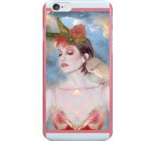 The Avian Dream - Self Portrait iPhone Case/Skin