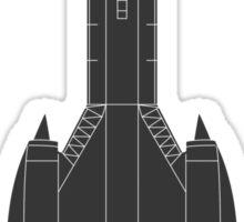 Lockheed SR-71 Blackbird Sticker
