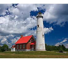 Tawas Point Lighthouse Photographic Print