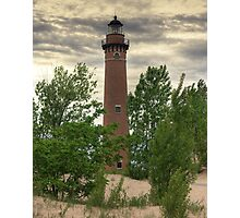 Little Sable Point Lighthouse Photographic Print
