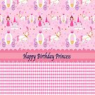 Princess Birthday by purplesensation