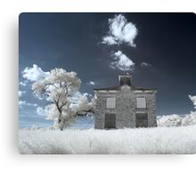 Old Canvas Print
