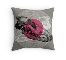 Wolf (Criminal) Throw Pillow