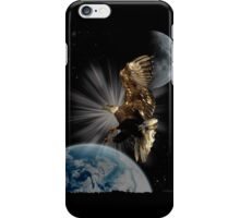 Bald Eagle POSSIBILITIES Motivational Wildlife iPhone Case/Skin