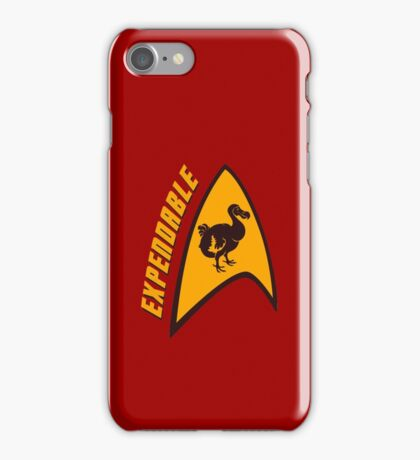 Expendable Dodo iPhone Case/Skin