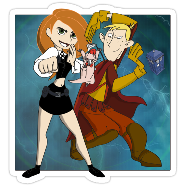 Kim Possible Who? by MikesStarArt