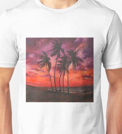 COCONUT TREES Unisex T-Shirt
