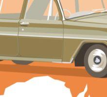 EH- Holden Classic Australian cars Sticker