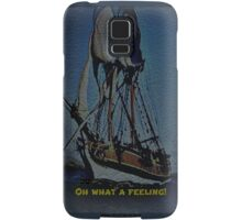 Oh what a feeling! Samsung Galaxy Case/Skin