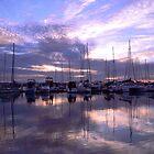 Sunset Blues by MissChezz