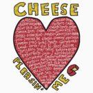 Cheese Pleasin' Me - Hannah Hart by Grainwavez