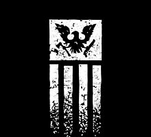 State of Decay Flag - iPhone by bluedog725