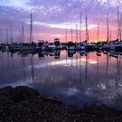Sunset Blues 2 by MissChezz