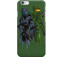 Halo Drawing iPhone Case/Skin