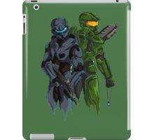 Halo Drawing iPad Case/Skin
